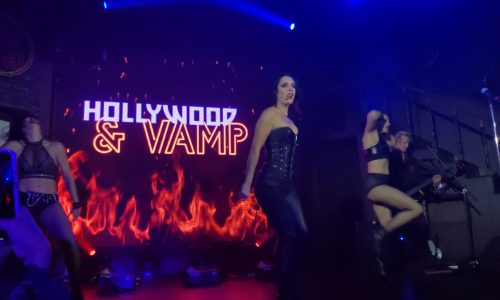 Hollywood & Vamp Is Part Immersive Theatre, Part Rock Show, and Lots of Vampires