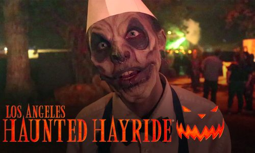 Los Angeles Haunted Hayride Is Back for 2021: Includes 3 Mazes, Monte Revolta Music Shows