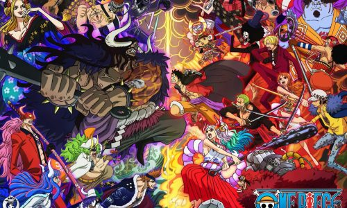 One Piece's 1000th Episode Gets a Teaser and Release Date
