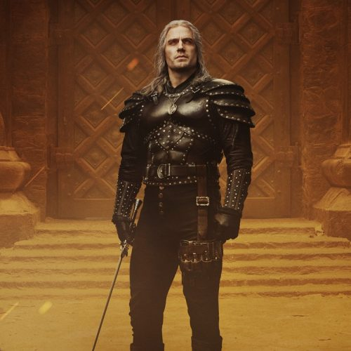 See Henry Cavill as Geralt in New The Witcher S2 Poster