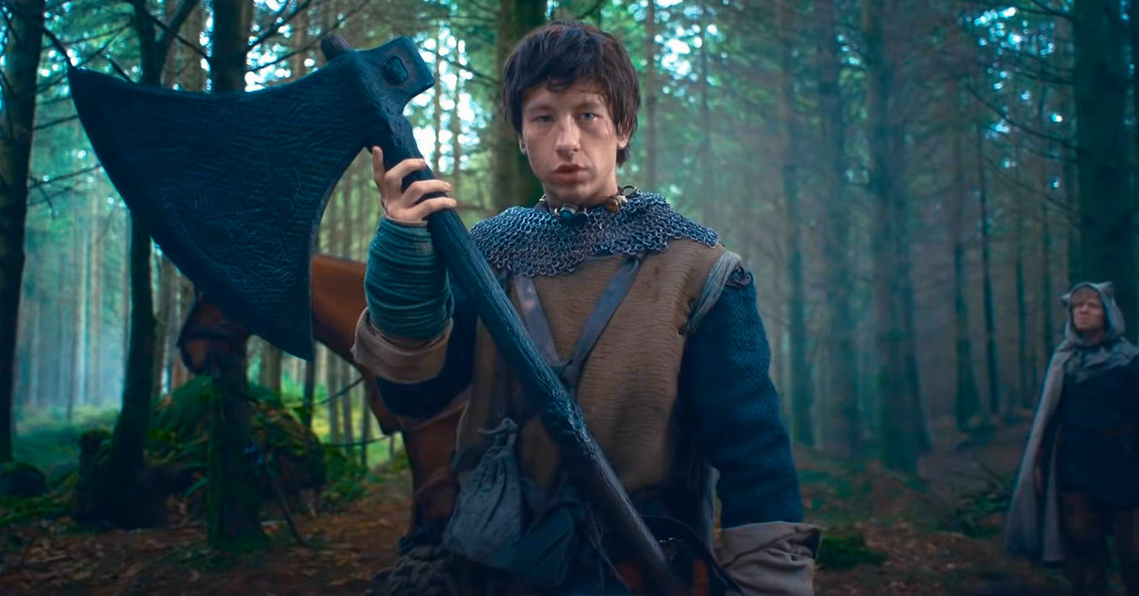 The Green Knight - Barry Keoghan